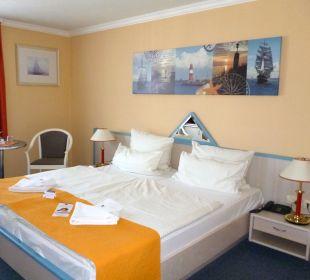 Standardzimmer Haus Stralsund Best Western Hotel Hanse-Kogge