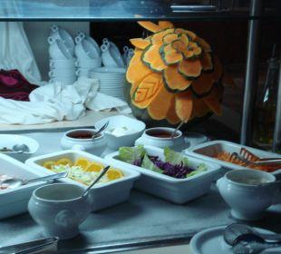 Frühstück Hotel Safira Palms