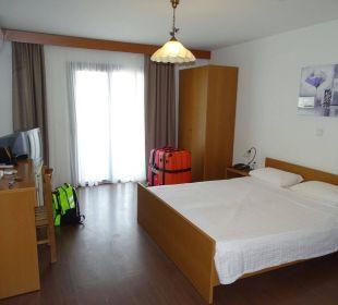 Großes Zimmer mit Meerblick und Balkon Acrotel Elea Village
