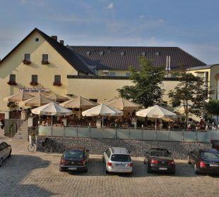 Frontansicht Hotel Gasthof Fenzl