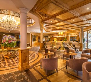 Lobby Hotel Quelle Nature Spa Resort