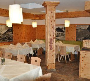 Speiseraum Hotel Gabriela