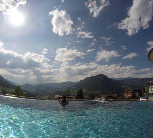 Traum ausblick Alpina Family, Spa & Sporthotel