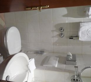 Badezimmer Hotel Capricorno