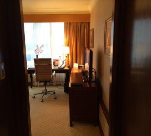 Zimmer 1 Conrad Hong Kong