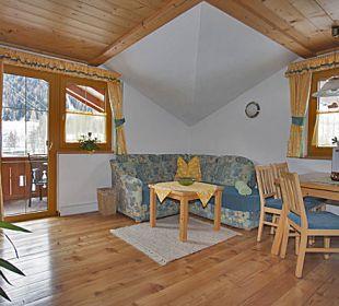 Wohnraum 1 Apartment Breitlehn