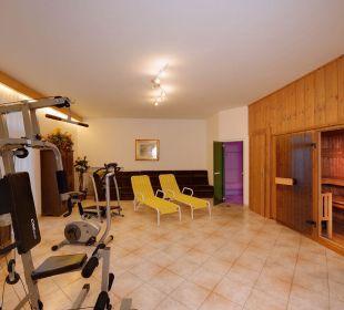 Fitnessraum Appartements Riederhof