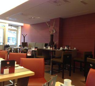 Sala colazione Hotel Novotel Wien City