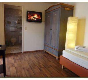 Zimmer Nr. 21 - Gartenzimmer Hotel Haus Hillesheim