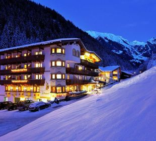 Wintertraum Alpin Lodge das Zillergrund Mountain Aktiv Relax Hotel