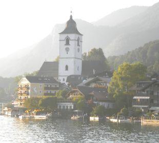 Der Ort St. Wolfgang Romantik Hotel Im Weissen Rössl