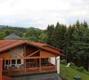 Vom Balkon Hotel Margeritenhof