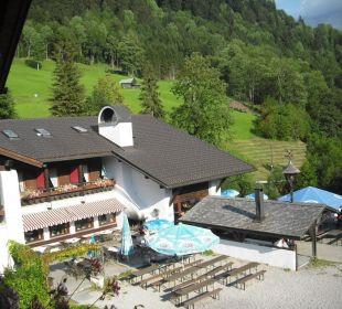 Blick auf Restaurant Forsthaus Graseck (Vorgänger-Hotel – existiert nicht mehr)