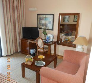 Couche und Schreibtisch Hotel Boutique Villa VIK