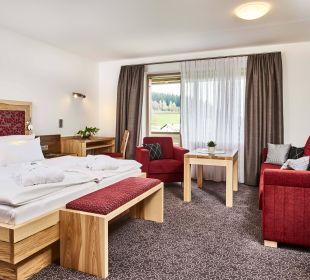 Superior Doppelzimmer Linde Berggasthof Hotel Fritz