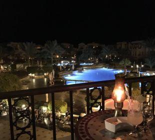 Abendstimmung auf der Plazza Hotel Steigenberger Coraya Beach