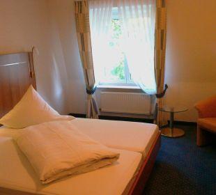 Bett Hotel Schloss Döttingen