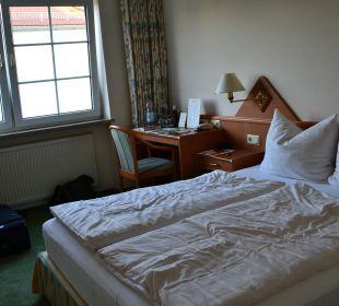 Doppelzimmer Hotel Ambiente (Hotelbetrieb eingestellt)