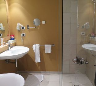 Bad und Dusche Beauty & Wellness Resort Hotel Garberhof