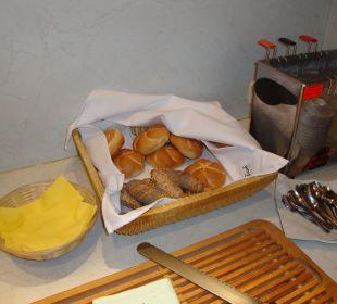 Brot und Eierecke Hotel Menüwirt