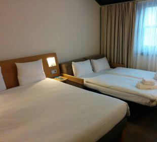 Standard Zimmer mit Kinderbett Hotel Novotel München City
