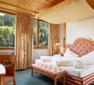 Famliensuite 1 - Schlafzimmer  Hotel Die Post
