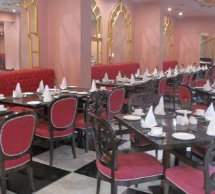 2. großer Frühstücksraum Clarks Shiraz Hotel