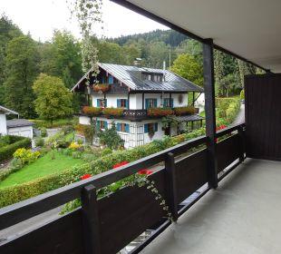 Balkon Treff Alpenhotel Kronprinz