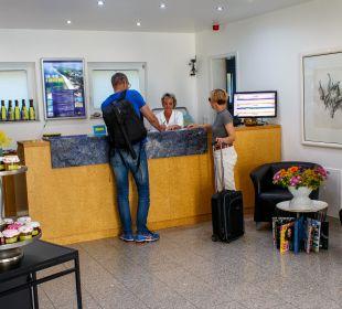 Lobby Inselhotel Rügen B&B