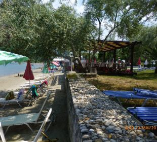 Strand und Garten Hotel Robolla Beach