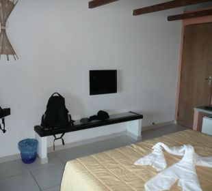 Doppelzimmer Standard Teilansicht Hotel Porto da Lua