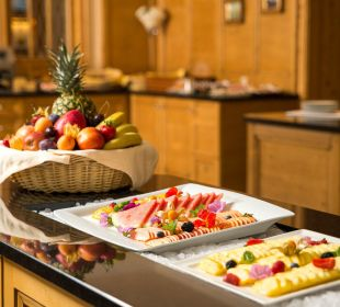 Feine Früchte Hotel Cervosa