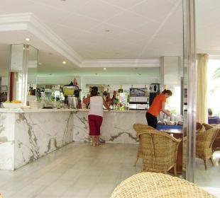 Barbereich Hotel Yate