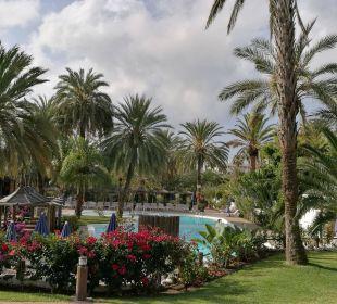 Pool- und Gartenanlage Hotel Miraflor Suites