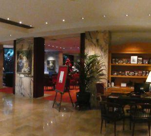 Lobby Hotel Botanico