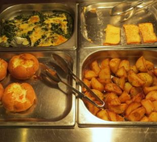 Frühstücksangebot JS Hotel Sol de Can Picafort