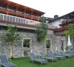 Liegestühle Hotel Mohr Life Resort