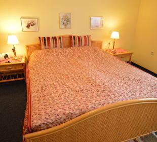 Schlafzimmer Wohnung 7 Haus Mühlentrift