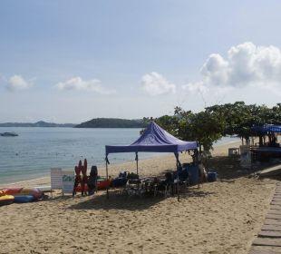 Ausblick nach rechts Anantara Bophut Resort & Spa