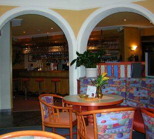 Wintergarten und Bar Hotel Gundolf