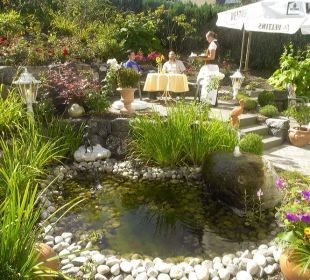 Gartenanlage Hotel Engemann Kurve