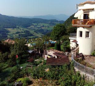 Gartenanlage Silence & Schlosshotel Mirabell