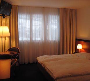 Doppelzimmer Motel Gottardo Sud