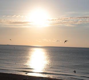 Wschód słońca Sol Luna Bay & Mare Resort