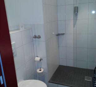 WC im Bad NOVINA HOTEL Tillypark