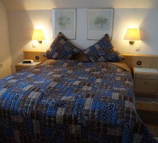2 Doppelbett-Schlafzimmer. Eins mit Kinderbett Haus Mühlentrift