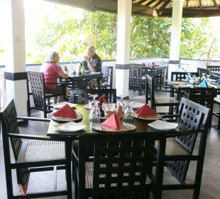Jeder Tisch wunderschön gedeckt Amal Villa
