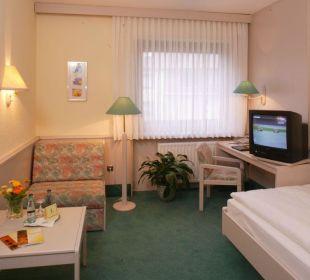 Zimmer Ringhotel Paulsen