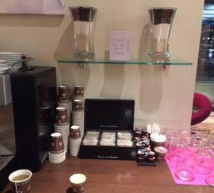 "Kaffee & Teestation ""to go"" Hotel Meierhof"