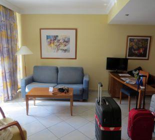 Zweckmäßige Einrichtung IFA Catarina Hotel